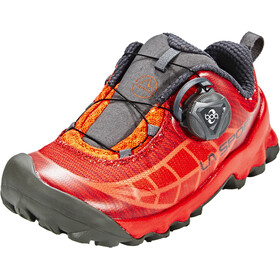 La Sportiva Flash Running Shoes Kids Flame